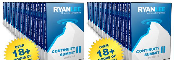 Continuity Summit 3