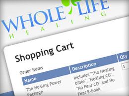 Whole Live Cart